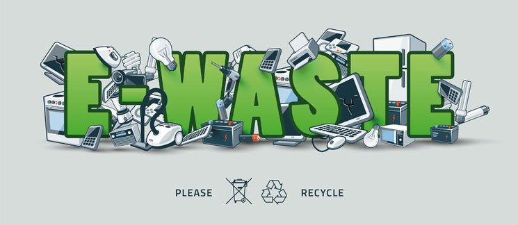 E waste recycling, IT recycling, IT disposal