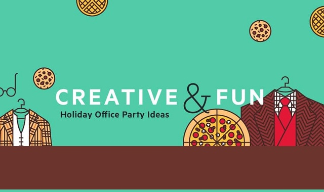 Creative and Fun Holiday Office Party Ideas