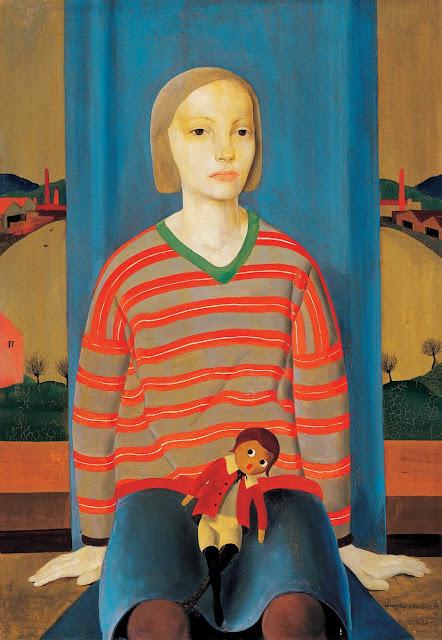 1930. Bela Kontuly - Lower Class Girl