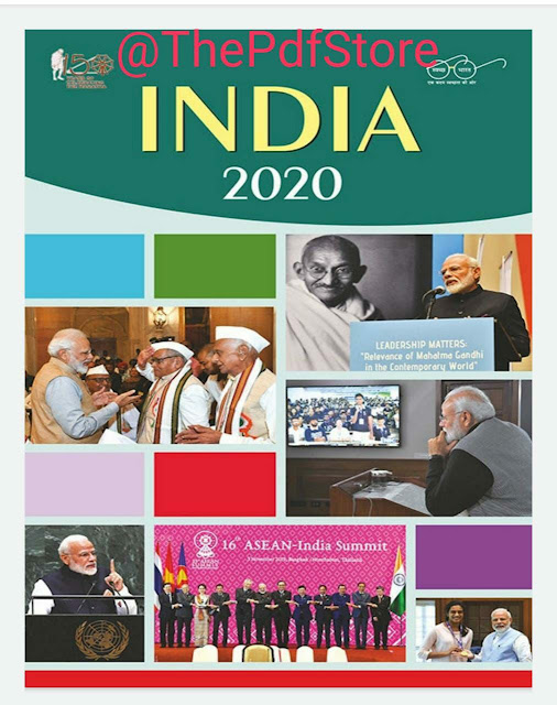 India Year Book 2020 : For UPSC Exam PDF Book