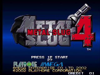 Download Metal Slug 4  Game for PC