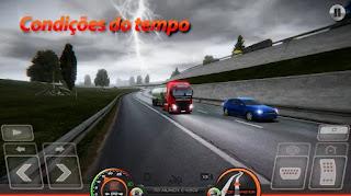Truck Simulator Europe 2 apk mod
