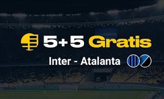 bwin promo Inter vs Atalanta 8-3-2021