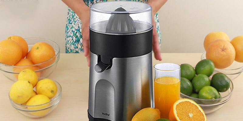VonShef Premium Electric Citrus Fruit Juicer