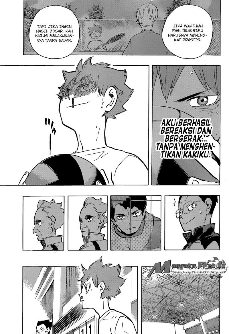 Haikyuu Chapter 212-18