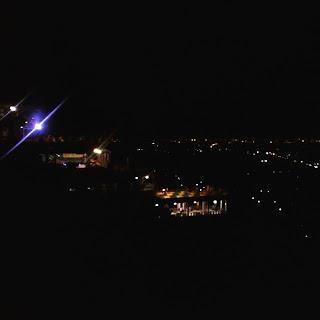 Menikmati Senja di Bukit Bintang