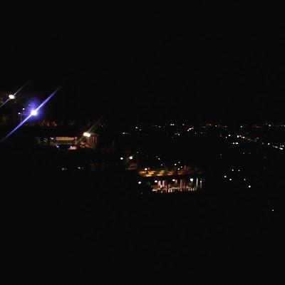 senja di bukit bintang