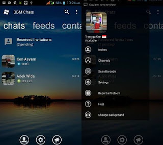 BBM WP Trans (BBM Windows Phone v3.1.0.13) with Change Background Terbaru Udpate 2016