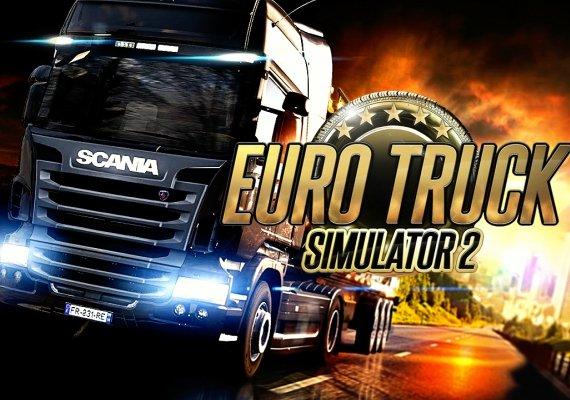 Euro Truck Simulator 2 (2020 Güncel) Trainer Hile