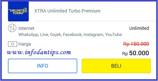 Pengertian Fungsi Dan Cara Menggunakan Xtra Xl Unlimited Turbo