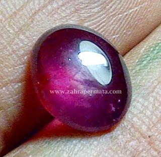 Batu Permata Ruby Pigeon Blood - ZP 376