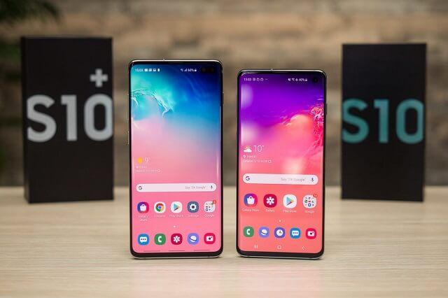 هواتف Galaxy S10 و S10 Plus تحصل على ميزات جديدة