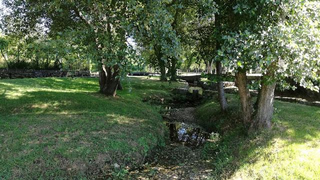 Parque de Lazer de Airão Santa Maria