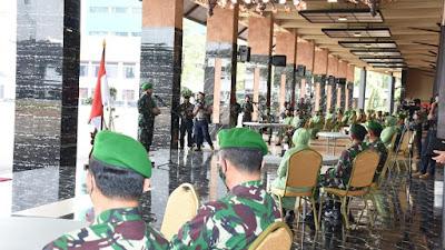 Berikut Nama-Nama 70 Pati TNI AD Yang Naik Pangkat