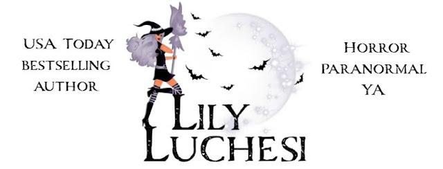 Author Lily Luchesi's logo