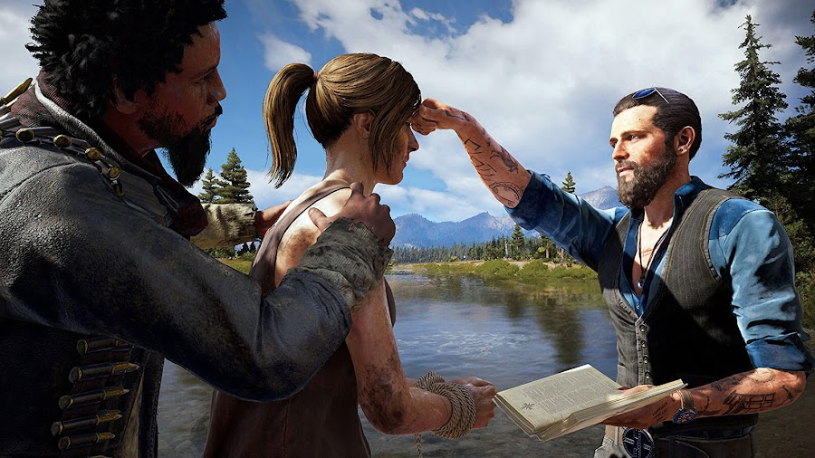 far cry 5 seed family eden's gate