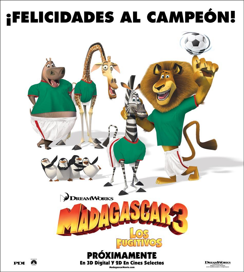 madagascar 3 poster - photo #20
