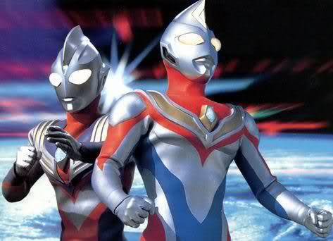 Ultraman Tiga & Ultraman Dyna: Warriors Of The Star Of Light Sub Indo