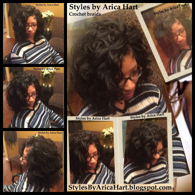 Crochet braids, haorstyles for black women, black hairstyles