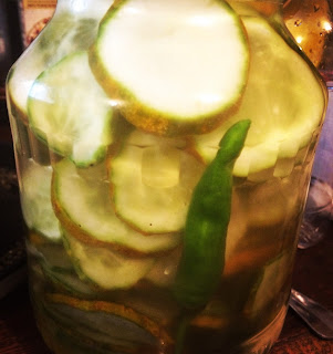 Pickling time