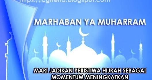 Kata Kata Ucapan Selamat Tahun Baru Islam 2020 2021 1 Muharram 1442 Hijriah Trending Topic