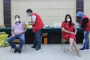 Dua Kali Disuntik Vaksin Sinovac, Wagub Ingatkan Tetap Ikuti Prokes