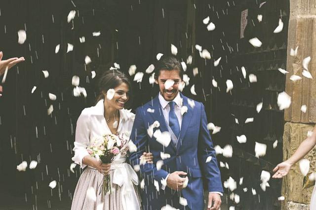 Una novia informal muy especial a todo confetti blog de bodas y fiestas llenas de confetti - Boda informal ...