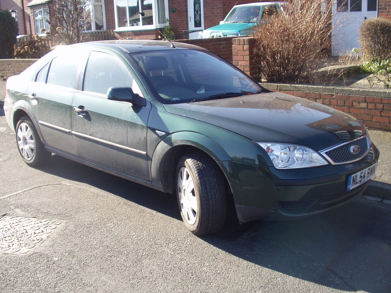 stew reviews 2001 2007 ford mondeo quick review. Black Bedroom Furniture Sets. Home Design Ideas