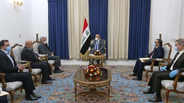 Iran signs deal to supply electricity to Iraq for 2 years despite pressure from the United States