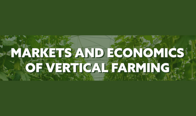 The Impact of Vertical Farming on the Market and Economy