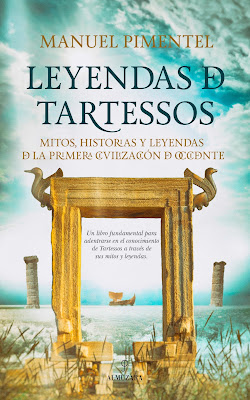 Leyendas de Tartessos- Manuel Pimentel (2015)