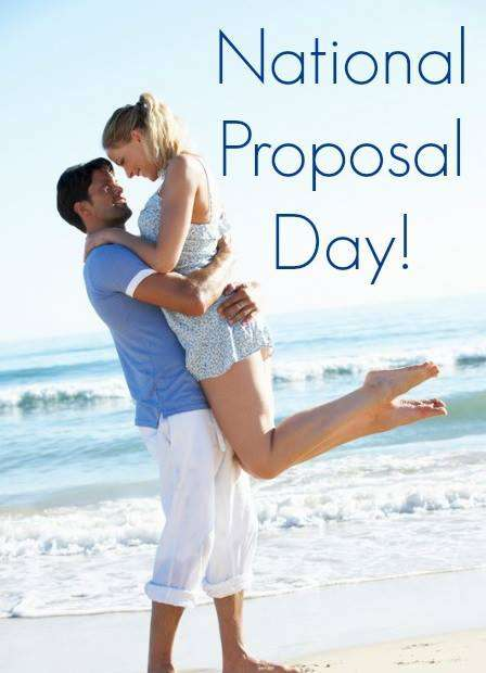 National Proposal Day Wishes Photos