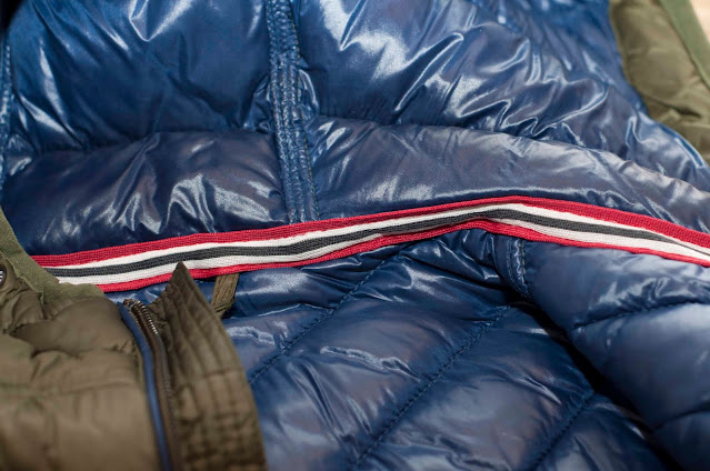 wnętrze kurtki, oryginalna kurtka napapijri Norwegia