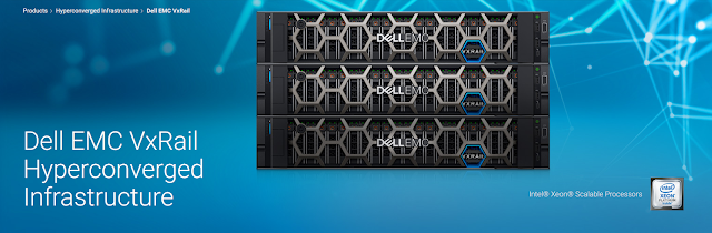 Dell EMC VxRail HCI