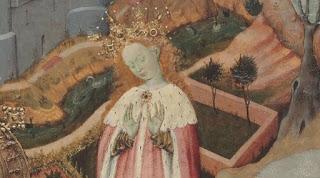 La reina Margarida de Prades