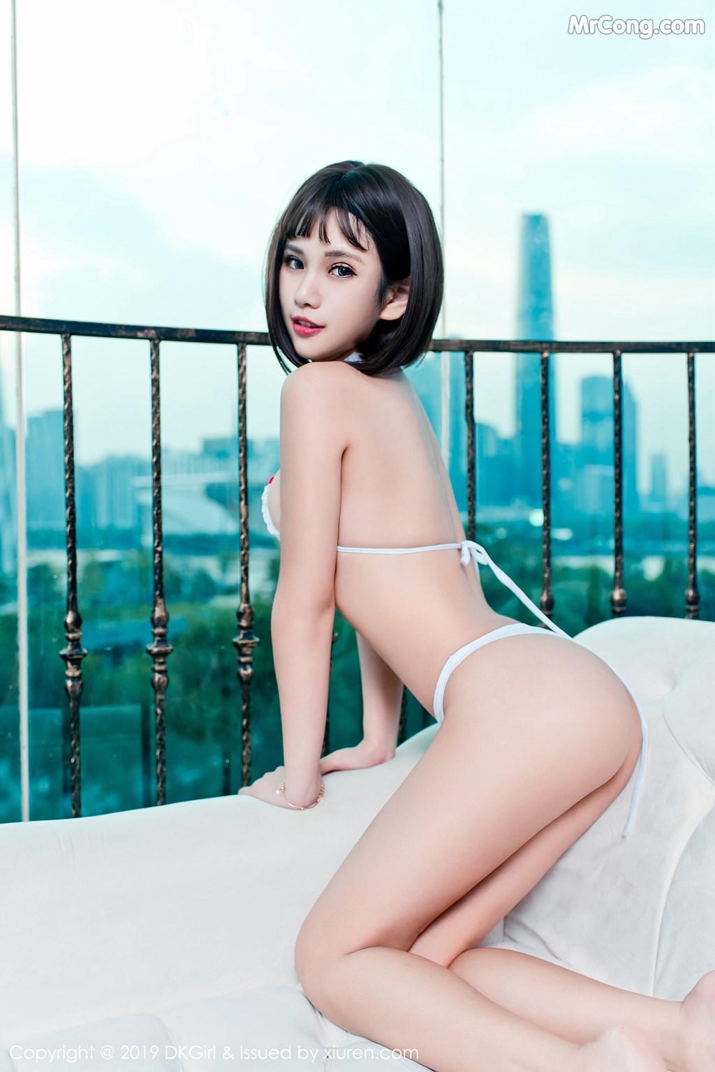 Image DKGirl-Vol.100-Meng-Bao-Er-BoA-MrCong.com-001 in post DKGirl Vol.100: Meng Bao Er (萌宝儿BoA) (51 ảnh)