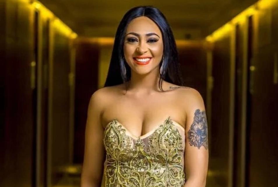 Nigerian Actress Nude Photos
