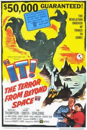 Poster - It! The Terror from Beyond Space (1958)
