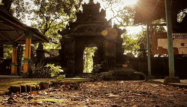 Ngalambangan situs sejarah