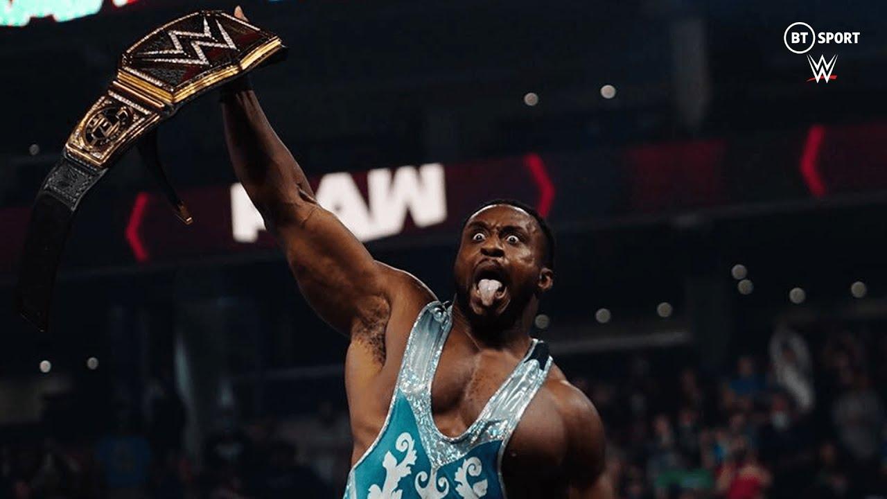Quando a WWE decidiu que Big E iria fazer o cash-in em Bobby Lashley?