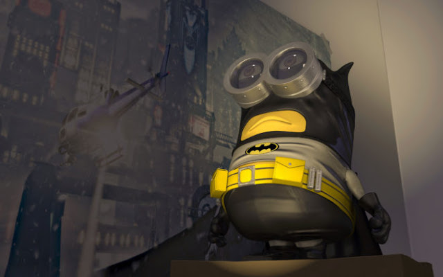 Cute Minion Batman HD Wallpapers