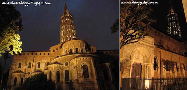 Basílica de St. Sernin en Toulouse