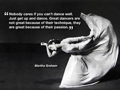 Quotes About Passion For Dance