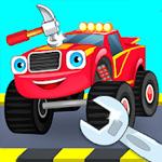 لعبة مركز صيانه السيارات
