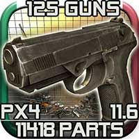 Gun Disassembly 2 12.2.0 Apk Data for Android full version free download 2018 latest version
