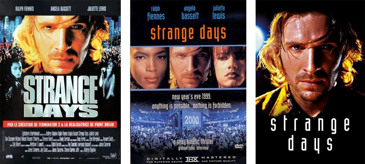 Strange Days - Dziwne dni (1995)