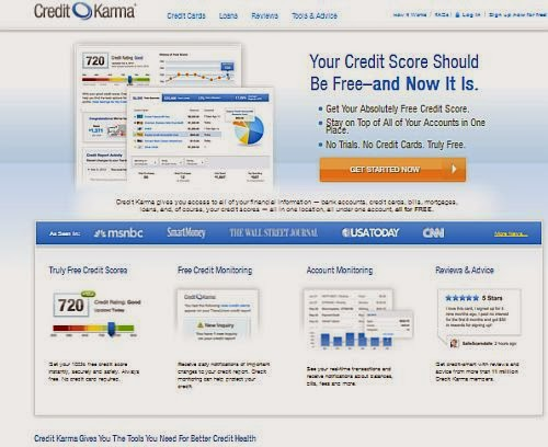 Www Creditkarma Ca Free Credit Report