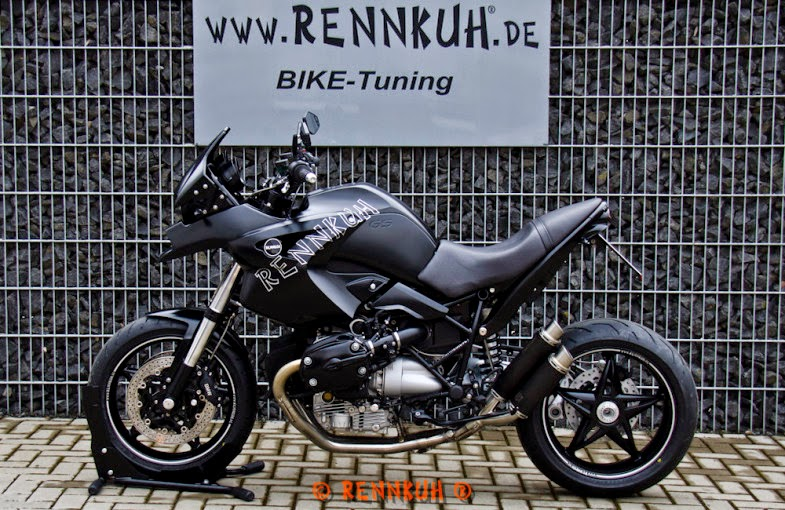 Racing Caf       BMW    R    1200       GS     Kurz  by Rennkuh