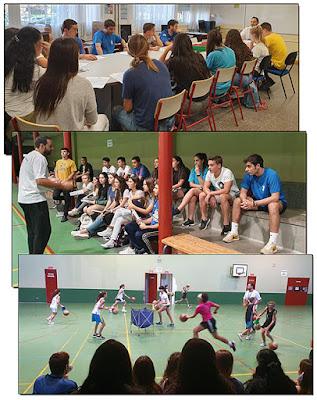 Baloncesto Villla Aranjuez