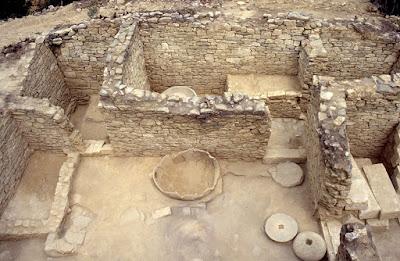 «Mall» 2.700 ετών στην αρχαία Άργιλο